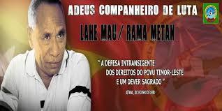 Saudozu Prof. Dr. Lucas da Costa Lahe-Mau / Rama-Metan: Labele halo-an boot iha problema kiik ida ni